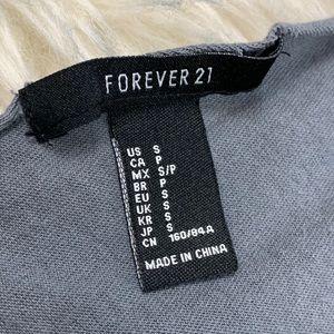 Forever 21 Tops - Forever 21 V-Neck Lace Up TankTop